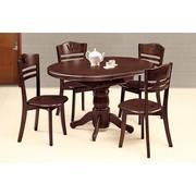 Круглый деревянный стол +2 стула в подарок
